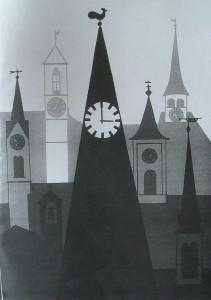 2002-001 Kirchturm
