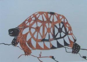 2004-010  Schildkröte